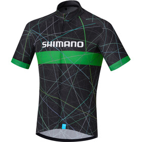 Shimano Team Jersey Herr black